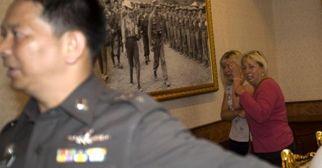 Thai military ruler apologizes for bikini comment