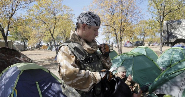 Ukraine reports sporadic violations of cease-fire