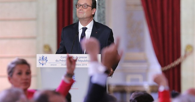 French president quizzed over domestic failures