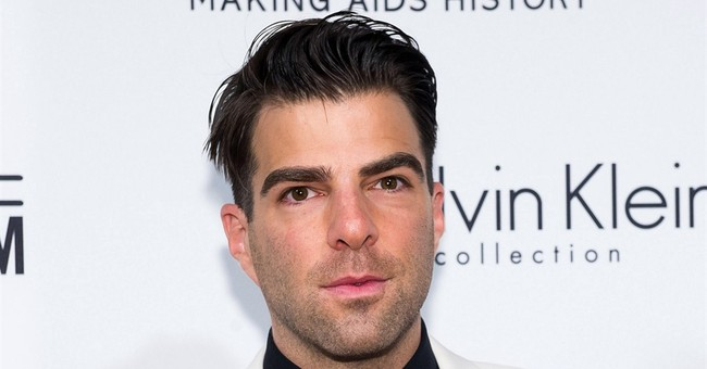 Zachery Quinto rules out role in 'Heroes Reborn'