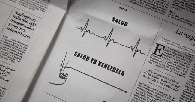 Popular Venezuelan cartoonist fired over drawing