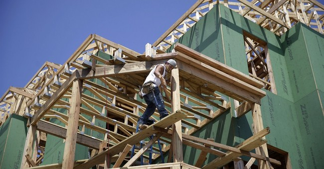 Volatile apartment sector reduces US home building