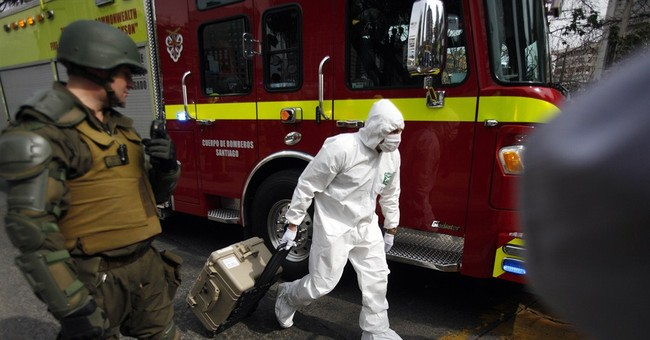 Arrests in Chile bomb attack focus on anarchists