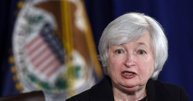 Yellen says US families need to boost savings