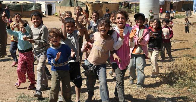 Nearly 3 million Syrian children not in school