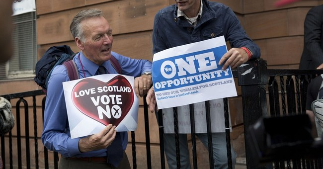 Emotions mount on final day of Scottish campaign