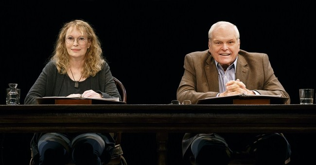Review: Broadway's 'Love Letters' is thin missive