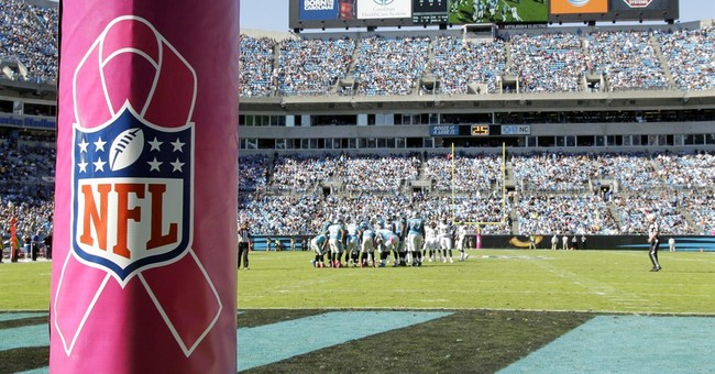 Procter & Gamble cancels on-field NFL promotion