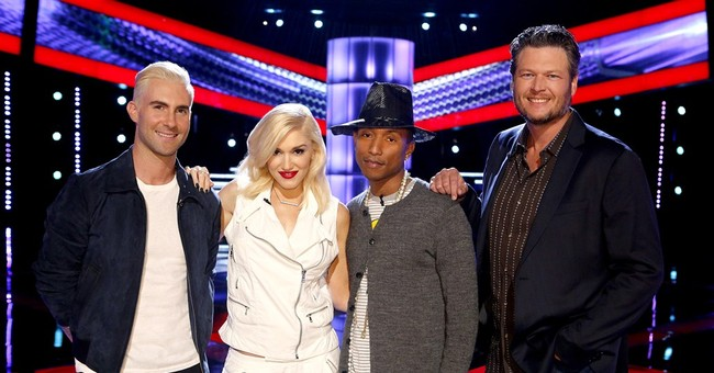 'The Voice' returns Monday with Pharrell, Stefani