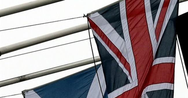 Britain plans political upheaval after Scot vote