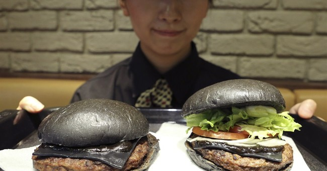 The Kuro taste: Peppery tang and hint of squid ink