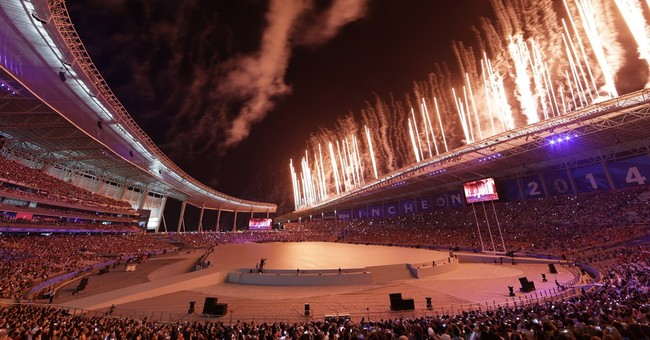 Image of Asia: Lighting up the Asian Games
