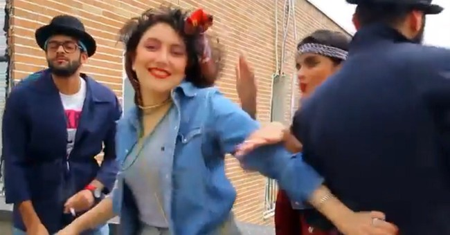 Iranian youth behind 'Happy' video sentenced