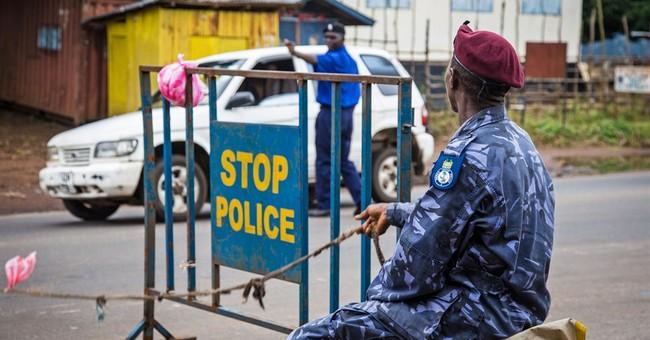 Sierra Leone begins 3-day Ebola lockdown