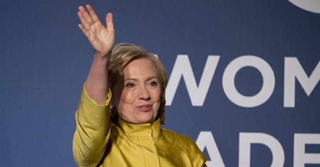 Obama, Clinton urge women to back Democrats