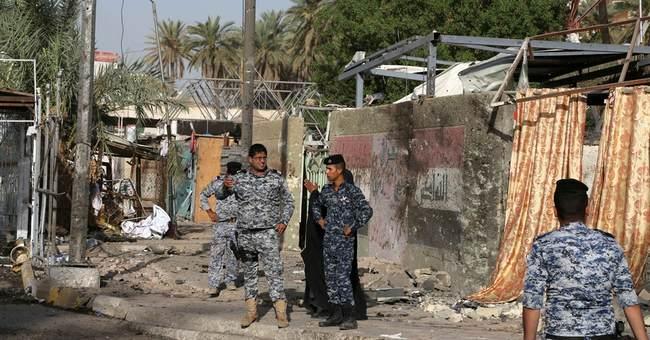 Bomb attacks kill at least 31 people in Iraq