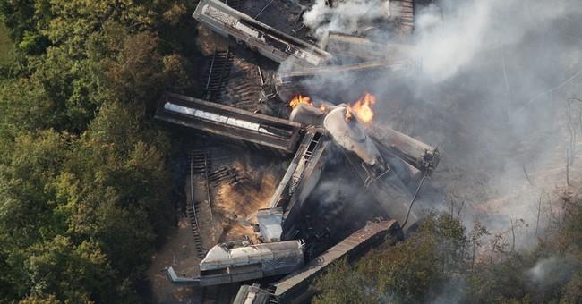 Broken rail blamed for 2012 Ohio train derailment