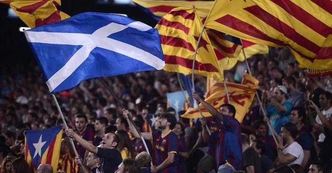 Scotland 'No' fails to stop Catalan secession push