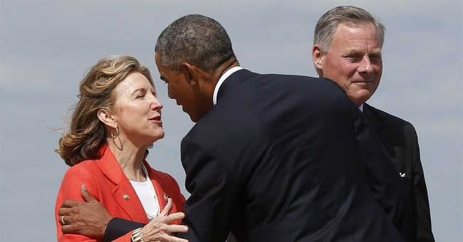 GOP holds Hagan to standard she used in 2008