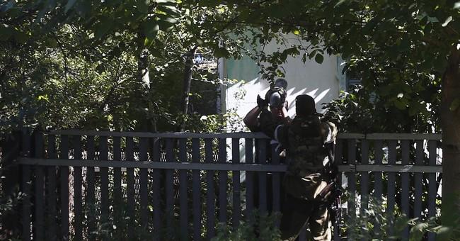 Buffer zone agreed upon in Ukrainian peace talks