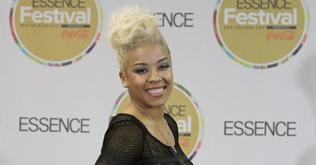 Keyshia Cole arrested on suspicion of battery