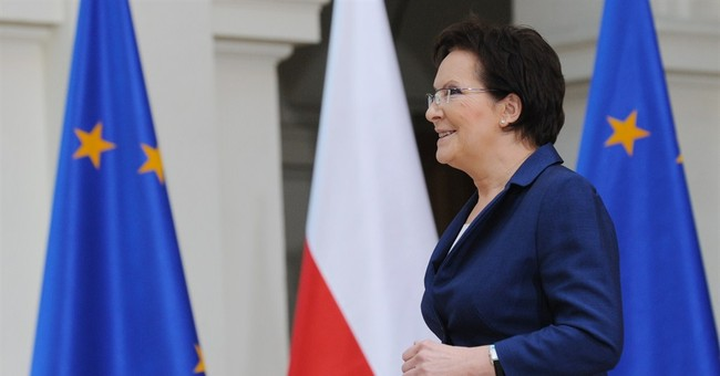 Poland picks new foreign minister in reshuffle