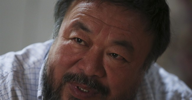 Artist says tax case shows China's dark side