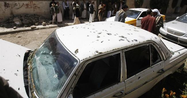 Fierce fighting in Yemeni capital kills 120