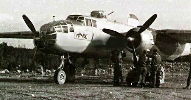 Italian village honoring pilots of WWII US bomber