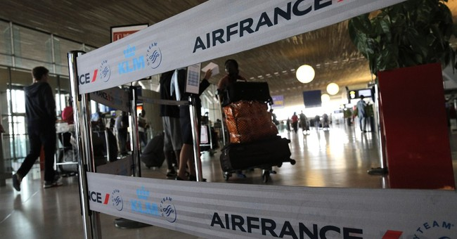 Air France pilots extend strike to Sept. 26