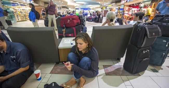 Police: Airport lockdown followed drug shooting