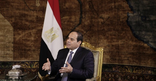 AP Interview: El-Sissi, Egypt and the terror fight