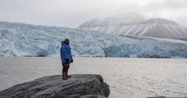 Kiribati leader visits Arctic on climate mission