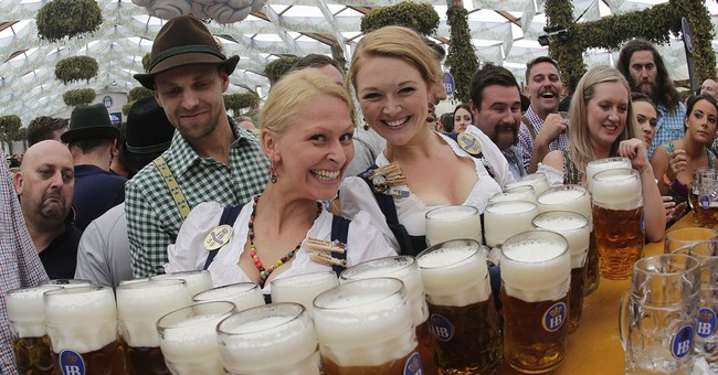 Munich expects 6 million visitors at Oktoberfest