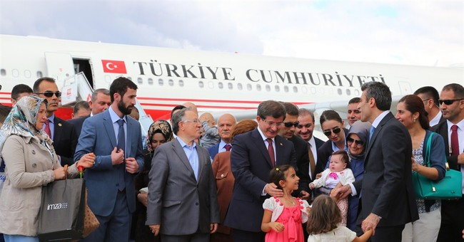 Turkish hostages freed, but questions linger