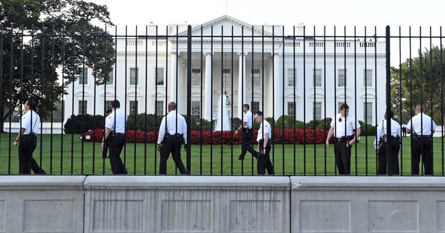 Checkpoints around White House may be coming