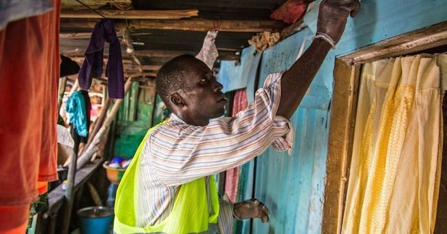 Sierra Leone staggers in Ebola isolation effort