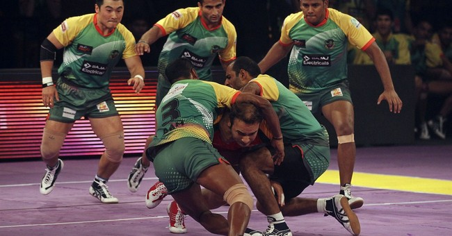 Ancient Indian sport of kabaddi gains popularity