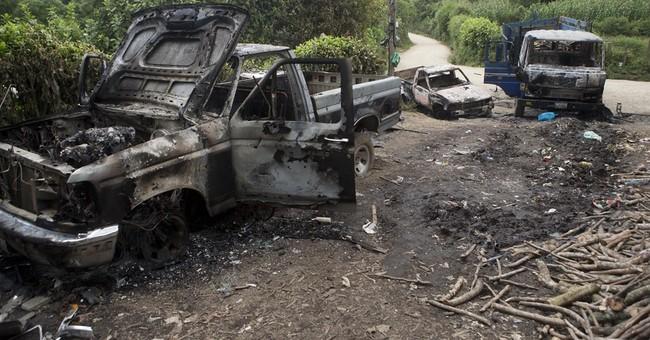 Guatemala clash over development plans kills 8