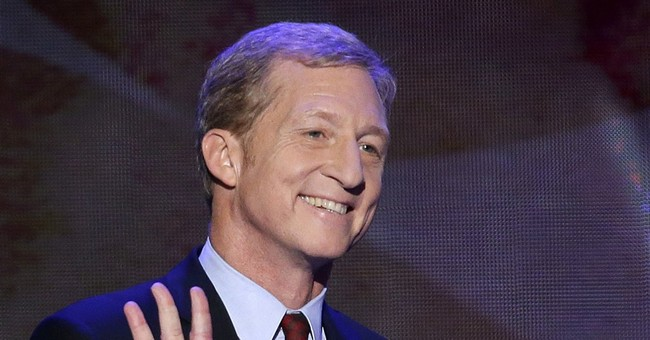 News Guide: Steyer writes $15M to his super PAC