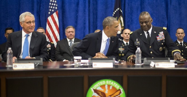 Potential push for Obama to expand military effort