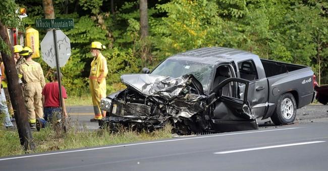 Police: 4 kids killed in crash weren't restrained