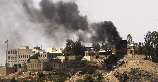 Yemen sets curfew as fighting roils capital