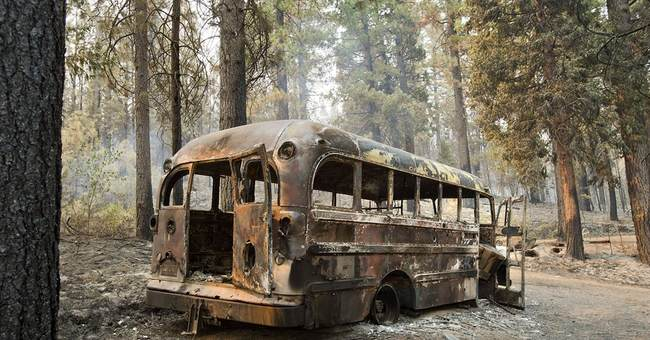 California wildfire crews brace for weather shift