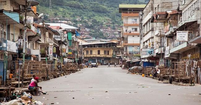 Sierra Leone concludes nationwide Ebola lockdown
