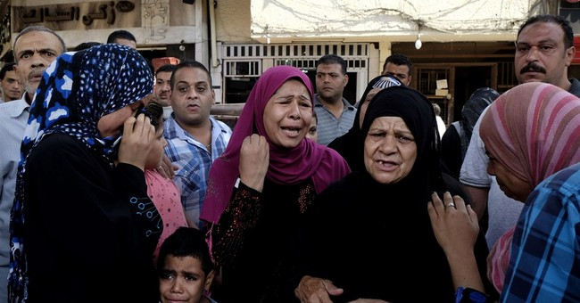 Roadside bomb kills 2 policemen in Egypt's capital