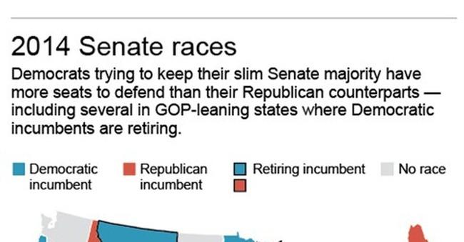 Who wins Senate control? Nov. 4 might not decide