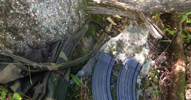 Police say rifle carried by ambush suspect found