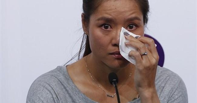"Retiring Li Na has ""no regrets""  about retiring"