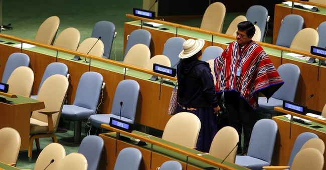 UN members endorse Indigenous Peoples rights
